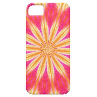 Pink Lemon Lily Flower iPhone 5 Case