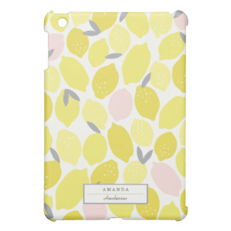 Pink Lemonade by Origami Prints iPad Mini Case