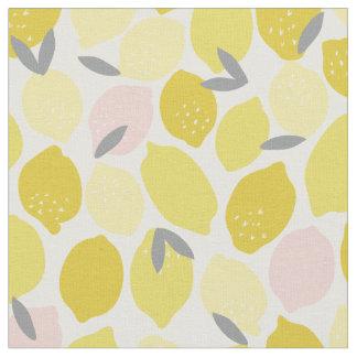 Pink Lemonade Fabric