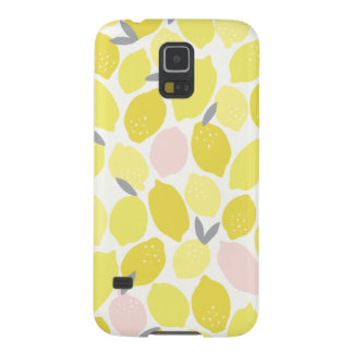 Pink Lemonade Galaxy S5 Case