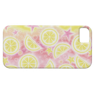 Pink Lemonade iPhone 5 barely there case