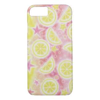Pink Lemonade iPhone 7 barely there case