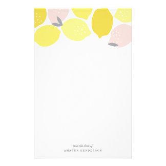 Pink Lemonade Stationery