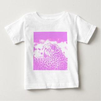 Pink Leopard Baby T-Shirt