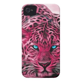 Pink Leopard Case-Mate iPhone 4 Case