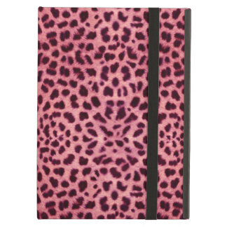 Pink Leopard Skin Pattern Case For iPad Air