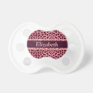 Pink Leopard Skin Pattern Personalize Dummy