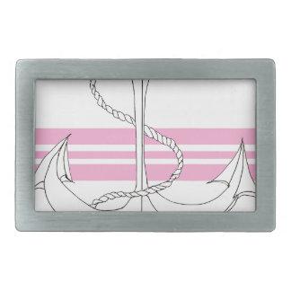 pink lieutenant commander, tony fernandes belt buckle