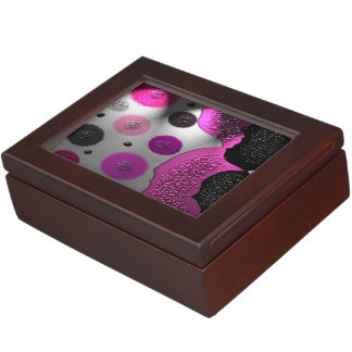 Pink Light Keepsake Box