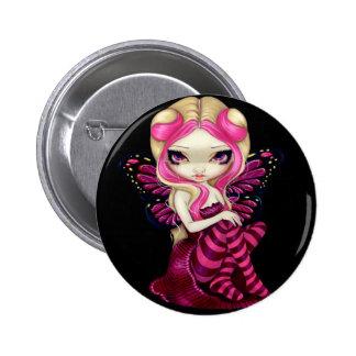 """""""Pink Lightning"""" Button"""