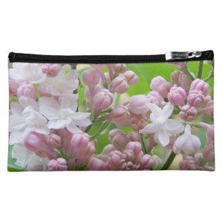 Pink Lilac Bag Makeup Bags