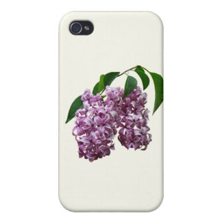 Pink Lilac Duo Case For iPhone 4