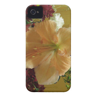 Pink Lily Bouquet Blackberry Bold Case