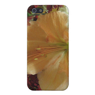Pink Lily Bouquet  Case For The iPhone 5
