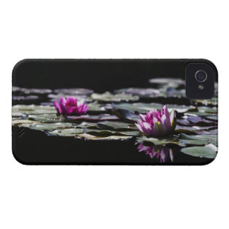 Pink Lily Custom  iPhone 4/4S Case