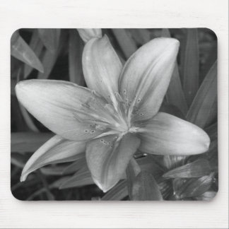 Pink Lily Mouse Mat