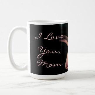 Pink Lily Photo Coffee Mug