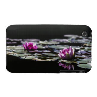 Pink Lily Reflective 3G/3GS  Phone Case