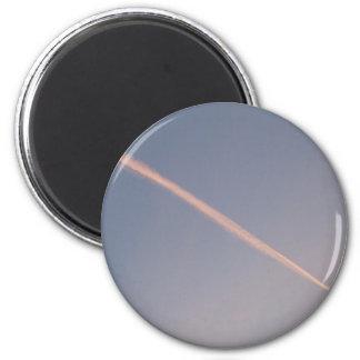 Pink Line Magnet