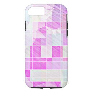 Pink Lines Art Case