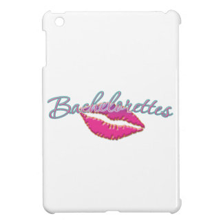 pink lips bachelorettes party bridal bridesmaids case for the iPad mini