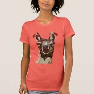 Pink Llama T-shirt
