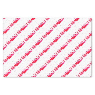 Pink London Tissue Paper