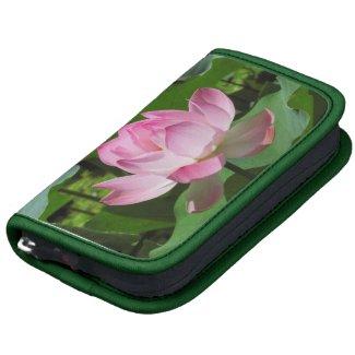Pink Lotus Bloom Organizer