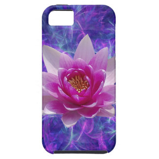 Pink lotus flower and meaning iPhone 5 case