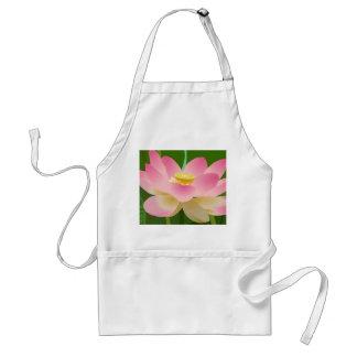 Pink Lotus Flower Standard Apron