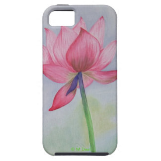 Pink Lotus iPhone 5 Covers