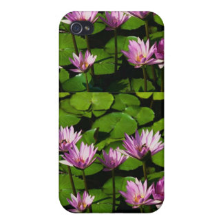 pink lotus iPhone 4 cases