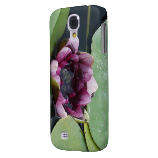 Pink Lotus Lilly Flower Samsung Galaxy S4, CAse