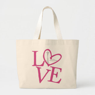 Pink Love Seattle Cute Bag