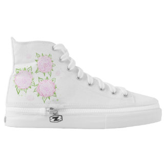 Pink Love Shoe (High Cut)
