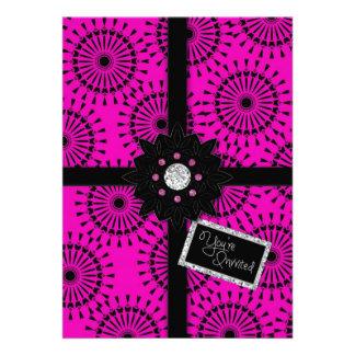 Pink Magic Multi-Purpose Invitation Custom Invitation