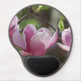 Pink Magnolia Gel Mouse Pad