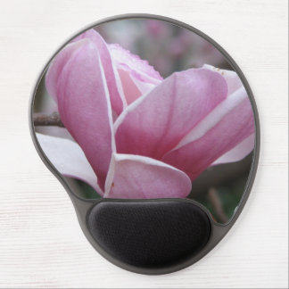 Pink Magnolias Gel Mouse Pad