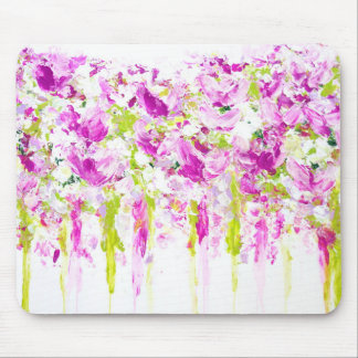 Pink Magnolias Mousemat