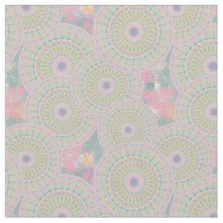 Pink Mandala Fabric