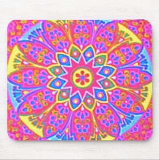Pink Mandala Mousepad