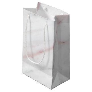 Pink Marble Gift Bag