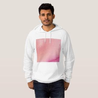 Pink Marble Hoodie
