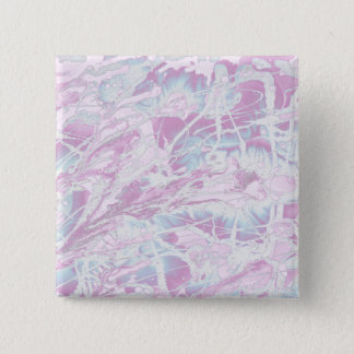 Pink Marble Pattern Button