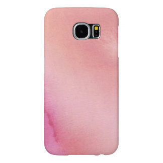 Pink Marble Samsung Galaxy S6 Cases