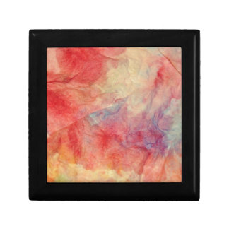 Pink Marble Small Square Gift Box