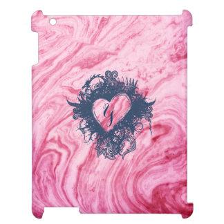 pink marble texture pattern elegant beautiful iPad covers