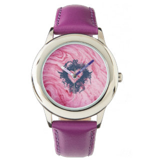 pink marble texture pattern elegant beautiful watches