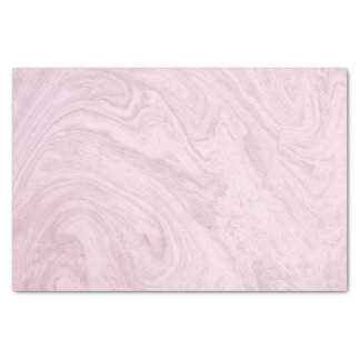 Pink Marble Tissue Paper