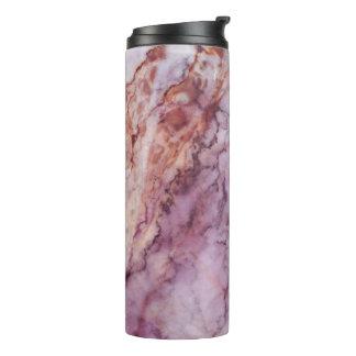 Pink Marble Tumbler